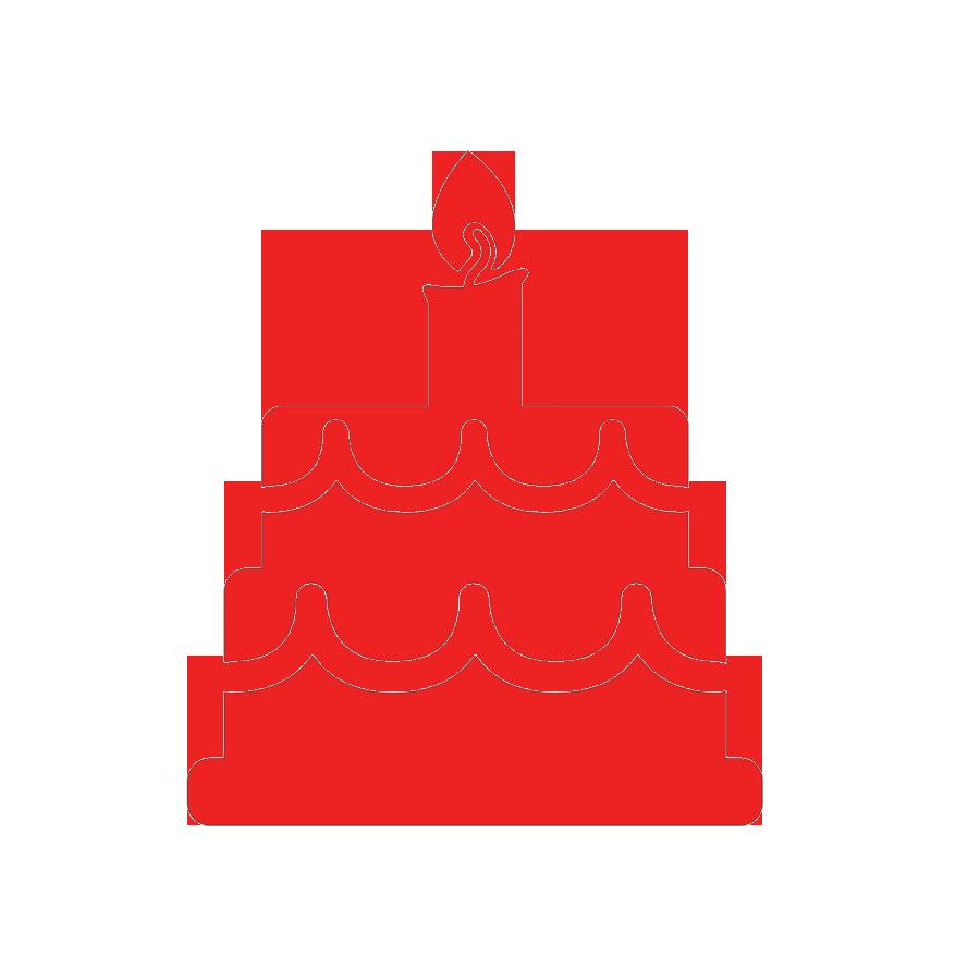 Возможность принести с собой праздничный торт